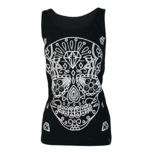 Sugar Skull Darkside Tank Top