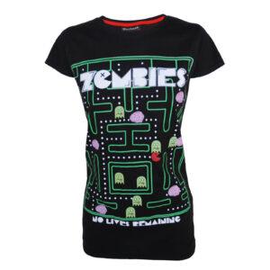 Pacman Zombie Darkside T-Shirt
