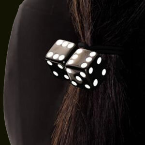 Dice Bobbin (Black + White)
