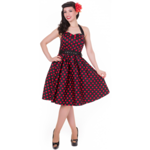 Sophie Two Toned Rockabilly 1950s Swing Dress