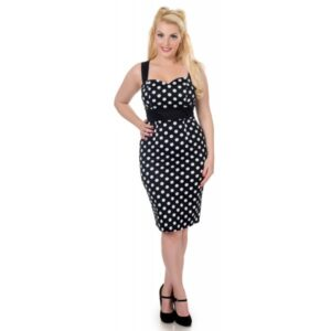 Thelma 50's Pin Up Wiggle Dress